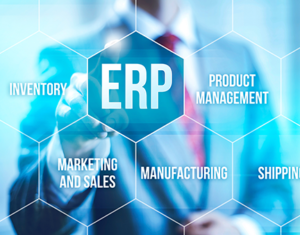ERP Customers Contact Data