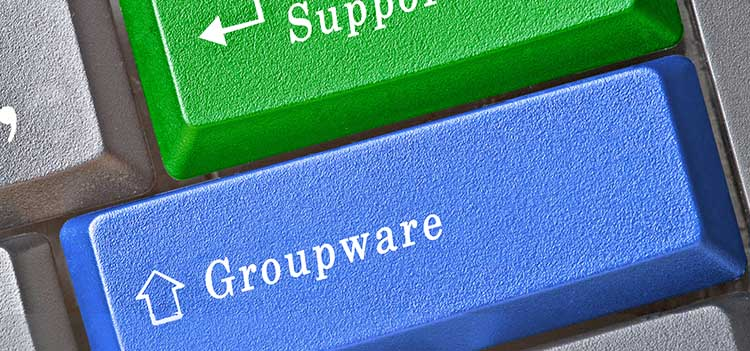 Groupware Software Users Mailing Lists